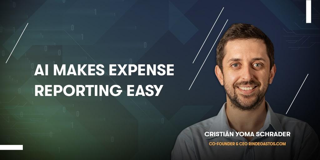 AI makes expense reporting easy | Rindegastos