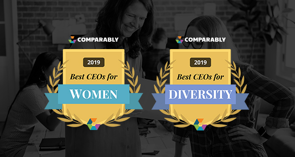 Infrrd Bags Comparably Award For Best CEO For Diversity & Women